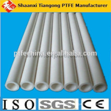 100% pure ptfe pushing pipe, ptfe pushing tube, ptfe pushing pipe, ptfe pushing tube