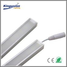 Kingunion Iluminación Venta caliente de alta potencia de aluminio SMD 12V Rigid LED tira 5730