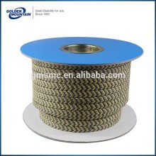 Great material gland packing professional supplier external wire jacket graphite packing