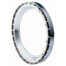 Silicon Wafer back & front wheel