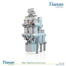 31,5 kA, 72,5 kV High-Voltage Switchgear / Hybrid / for Wind Turbines / Power Distribution