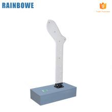 Máquina de abordaje de calcetín de tamaño pequeño completamente automática para planchar y colocar calcetines