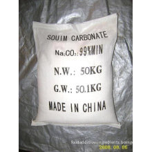 Washing Soda Sodium Carbonate Cas 497-19-8, Surfactants And Detergents Na2co3 Food Grade