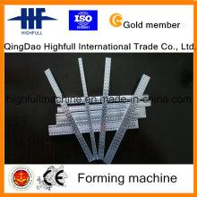 Biegbare Aluminium-Abstandshalter für Isolierglas