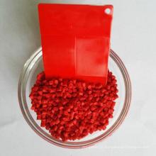 pp masterbatch vermelho não tecido