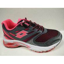 3 cores senhoras segurança ao ar livre Running Shoes calçado
