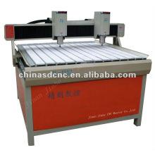 Máquina JK-1212-2 de la carpintería del ranurador del CNC