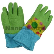 NMSAFETY gants de travail en latex pour enfants
