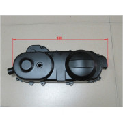 Motorcycle Parts - Left Crankcase Cover, 400mm, for Gy6 50CC Four Stroke 139qmb Engine (ME032000-006C)