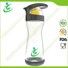 20 Unzen Glas Wasserflasche mit Zitrone Juicer