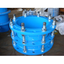 Ductile Iron Pipe and Fittings (ISO2531-1998/En545-2002)