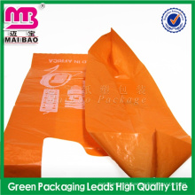 cheap for sale biodegradable hdpe plastic tshirt polythene bag