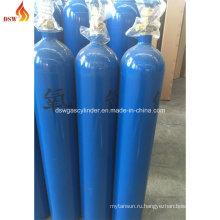 10-литровый баллон с кислородным газом