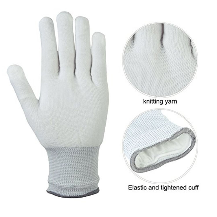 Optic Fiber Glowing Gloves
