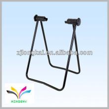 Tragbarer hochwertiger Metallberg-Bodenständer Fahrradständer