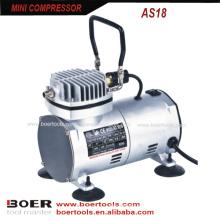 1/6лошадиная сила мини воздушный компрессор портативный воздушный компрессор