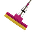 Traditional Small Size Telescopic Foam PVA Sponge Mop Roller Water Squeeze Mop