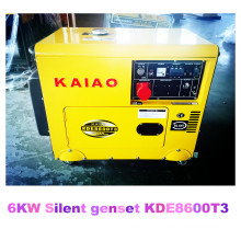 Popular Design 7.5kVA 3-Phase Diesel Generator on Sale!