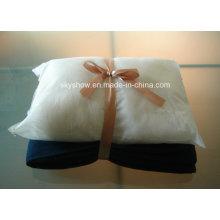 Almohada manta con cinta de raso (SSB0202)