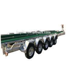 Hot Dip Galvanized Steel Boat Trailer for sale