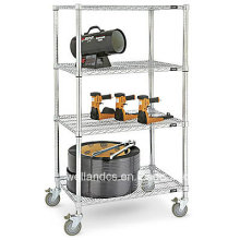 Heavy Duty Removble Garage Metal Cart (CJ9060180A4C)