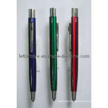 Promotional Ball Pen with Click Clip (LT-C161)