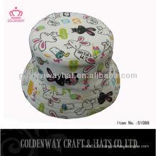Chapeau de pêche pour bébés en Chine
