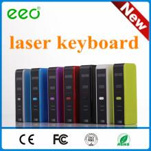 Clavier sans fil Bluetooth laser projecteur virtuel