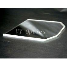 Janelas de safira irregulares ópticas surpreendentes para instrumento óptico da China