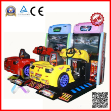 3D Full Motion Arcade Game Machine (série de course)
