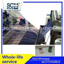 Máquina de corte y rebobinado de alta presicion estrecha de la tira