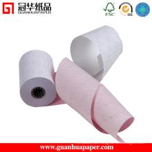 Rolos de papel autocopiativo Multi-Ply da SGS