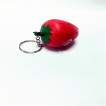 Promotional Pu Stress Ball Keyrings