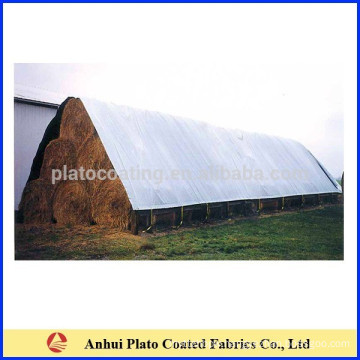 Custom Difference 100%Polyester Vinyl Washable Hay Tarps