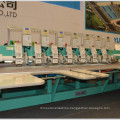 HUAGUI 6 Heads Commercial Embroidery machine for sale