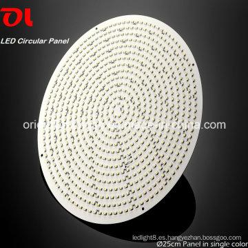Panel circular del LED como fuente de iluminación (Dia25cm) Luz del LED