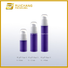 Flacon Airless PP cosmétique