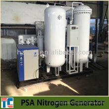 Homologation CE TCN29-700 Équipement de remplissage d'azote