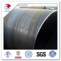 A53 Gr.B 48inch Spiral Welding Steel Pipe