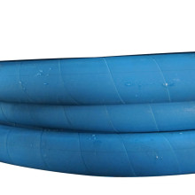 Flexible Rubber DIN EN 853 1SN/2SN Oil Resistant Synthetic Hydraulic Pipe