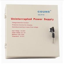 Fuente de alimentación UPS para control de acceso