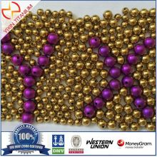 Titanium ball, titanium alloy ball stock, titanium colored ball gr2 gr5 gr23