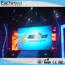 Higher Rendering P6.25 LED Video Wall Than Football Stadium Perimeter Clock LED Display Screen