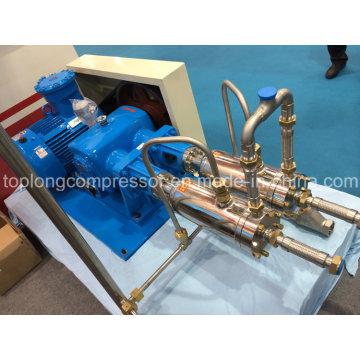 Kryogene flüssige CO2-Zylinder-Füllpumpe (Snrb600-1200 / 100)