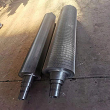 Corrugating Roller Used To Cardboard Making