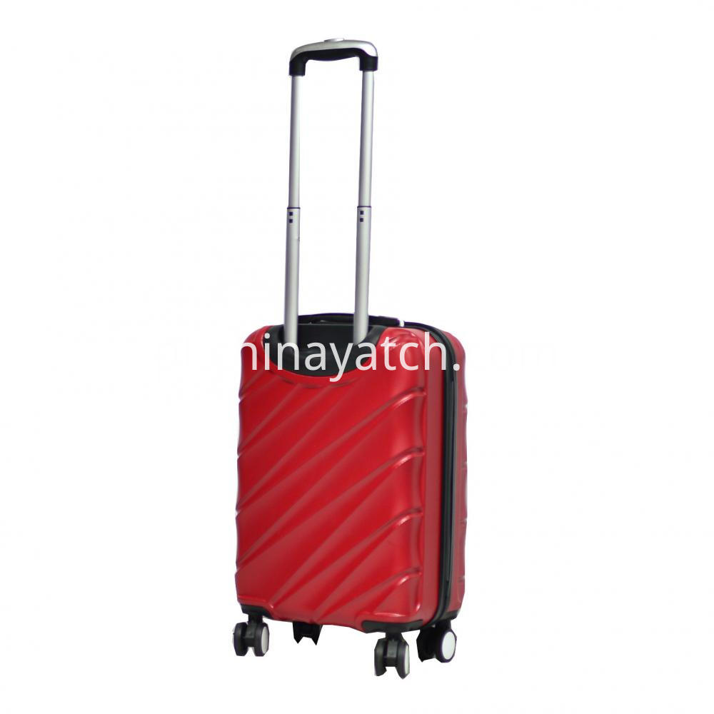 Fashion Grain Luggage Set