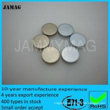 JMD9H3 Grau n40 sinterizado ímã ndfeb