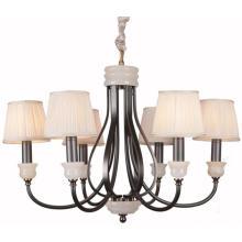 Lustre de chandelier fantaisie moderne pour la maison de Zhongshan China Factory