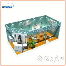 Acrylic Printing and Cheap exhibition stand builders from Shanghai China