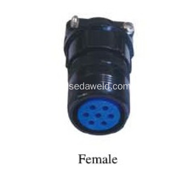 Welding Control Wire 7-Pin Plug